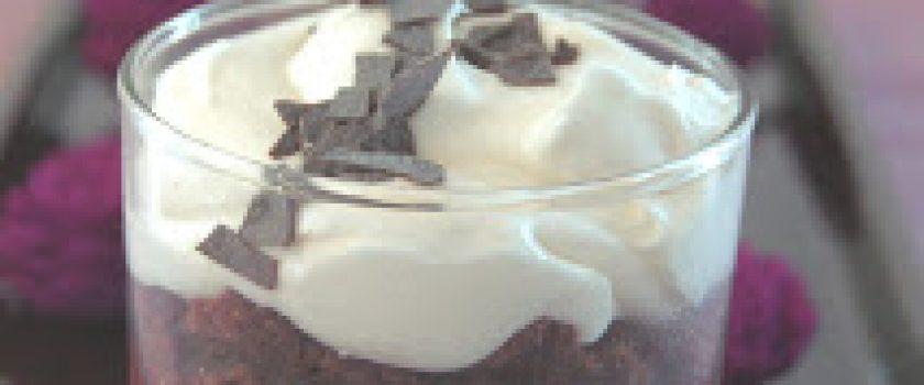 Schwarzwälder-Dessert